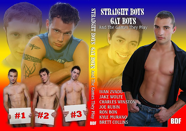 Straight Boys Gay Boys 1