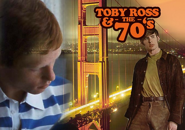 Toby Ross & the 70s DVD