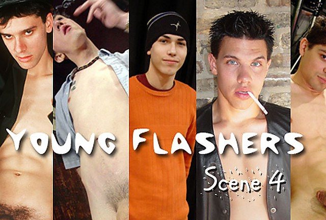 Young Flashers Scene 4