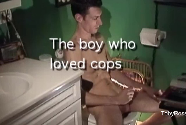 The Boy Who Loved Cops